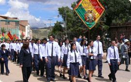 liceo militar en sucre: