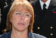 Bachelet dice que \