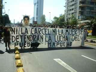 Mapuches dan ultimátum a gobierno por ley que otorga beneficios