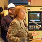 Bachelet: Chile tiene una política exterior autónoma, independiente