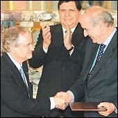 Chile y Perú firman acuerdo de libre comercio orientado a mercados del área Asia-Pacífico
