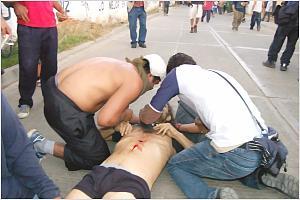 La Batalla por Oaxaca