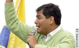 ECUADOR VOTÓ POR EL CAMBIO