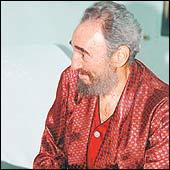 Descartan que Fidel Castro tenga cáncer