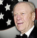 Murió el ex presidente de EEUU, Gerald Ford