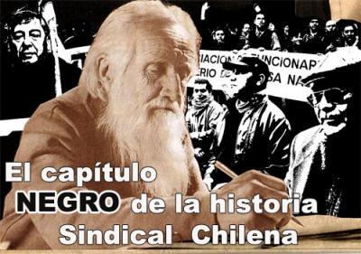 EL CAPÍTULO NEGRO De la historia sindical chilena