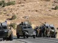 Cruentos combates en frontera entre Turquía e Irak