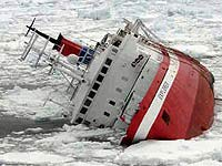 Seis pasajeros del Explorer presentan cuadros de hipotermia leve