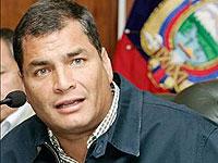 Ecuador protesta ante incursión militar de Colombia en su territorio