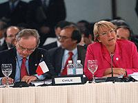 Cumbre: Bachelet pide no relativizar la inviolabilidad territorial