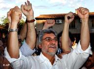 Victoria de Lugo en Paraguay: gran voluntad de cambio