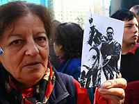 Plaza de la Constitución fue escenario de emotivo homenaje a Salvador Allende