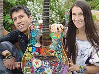Es un homenaje a cantantes como Violeta y Víctor