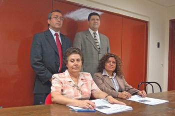 Un sindicalista presenta una denuncia por secuestro contra vigilantes del Grupo Santander