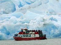 Gobierno y parlamentarios enfrentados por glaciares