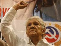 Carmen Lazo, una histórica del PS