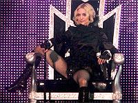 Pegajosa y dulce: Madonna partió gira que la traerá a Chile