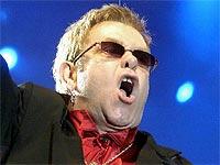Elton John viene a Chile en gira benéfica en 2009