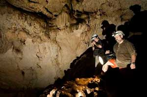 Hallan posibles reproducciones mayas del camino al más allá