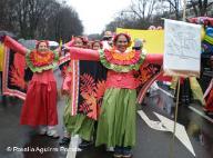 Latinoamérica en el carnaval de Düsseldorf