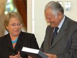 Presidenta presenta informe sobre Nuevo Trato a Pueblos Indígenas