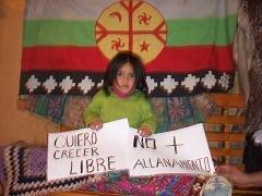 Denuncian detención de niño Mapuche por efectivos de la Policía de Investigaciones (P.D.I)