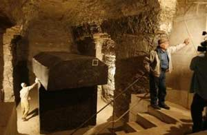 Descubiertas en Egipto las tumbas de dos antiguos cortesanos