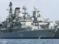 Fuerzas alemanas impiden ataque de piratas en aguas de Somalia