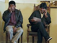 Funciona huelga de hambre de Evo: aprobada ley electoral