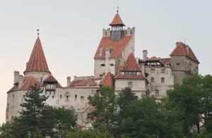 El Castillo del Conde Drácula pasa a manos del Archiduque de Habsburgo