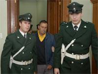 Ex conscriptos revelan identidad del Príncipe