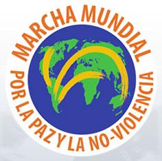 Información sobre el desarrollo de la Marcha Mundial