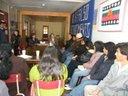 Navarro se reúne con Huilcamán y se compromete a incluir sus demandas en su propuesta de Gobierno