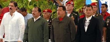 DECLARACIÓN DEL CONSEJO DE PRESIDENTES DEL ALBA