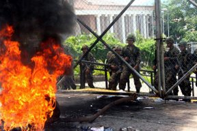 ¡Golpe de Estado en Honduras!