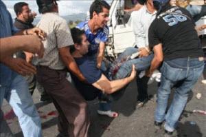 Violaciones a Derechos Humanos en el marco del golpe de estado en Honduras
