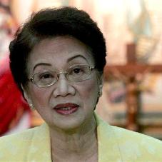 Muere la ex presidenta de Filipinas Corazón Aquino