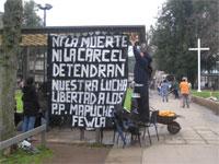 La araucanía tras el homicidio de Mendoza Collío