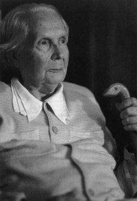 Pamela Jiles: Mi abuela cumple cien años