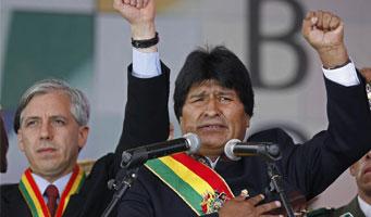 Comienza oficialmente la campaña electoral en Bolivia