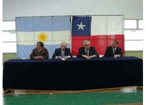Ministro Bitar encabezó ceremonía de inauguración de Avenida Salvador Allende en Río Gallegos.