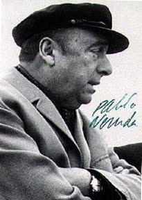 Septiembre, mes tristemente emblemático para los hermanos chilenos, a través de mi recuerdo de Pablo Neruda
