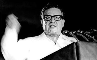Presidente Salvador Allende brindó al Tedéum su carácter ecuménico