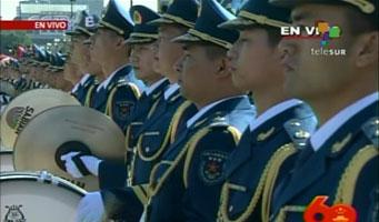 China celebró 60 Aniversario de Revolución con gran desfile militar y popular