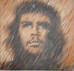 Homenaje a los 42 aniversarios del asesinato de Ernesto Ché Guevara