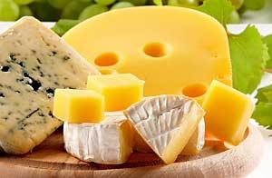 Abusa de los quesos para derretir tus kilos de más