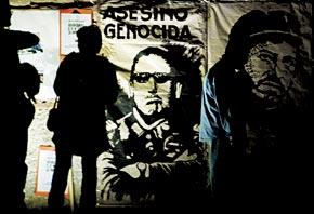 Chile: ex conscriptos admiten haber matado bajo la dictadura
