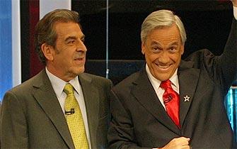 CEP: Piñera (36%) y Frei (26%) se verán las caras en balotaje
