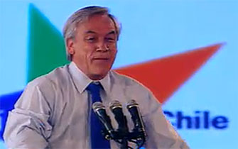 Piñera responde a Frei en Porteñazo