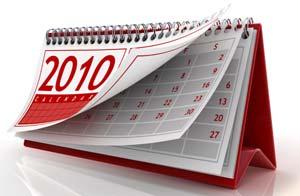 2010: cuáles serán los días feriados